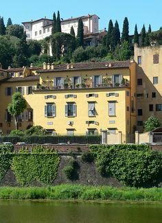 Firenze - Lungarno Torrigiani