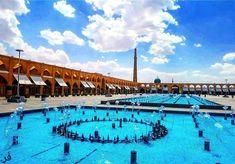 Esfahan , Iran Persian Architecture, Iran Travel, Persian Culture, Iranian Art, Middle East, Tourism, Landscape, World, Beautiful