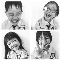 Yes, ILP kids really are this cute!