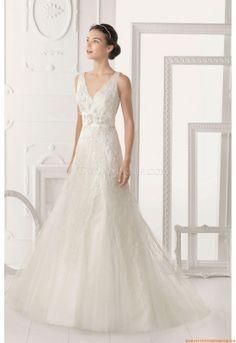 Vestido de novia Aire Barcelona 132 Olimpia 2014