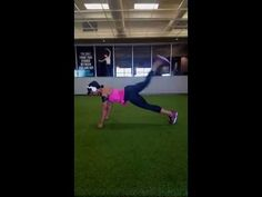 Plank Jacks into a Reverse Leg Raise with Heather Wilson-Phillips Wilson Phillips, Heather Wilson, Leg Raises, Fitness Clothing, Workouts, Exercise, Legs, Accessories, Ejercicio