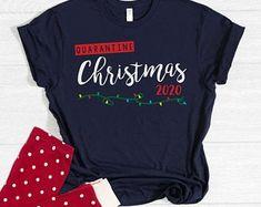 Christmas pajamas | Etsy Cute Christmas Shirts, Family Christmas Pajamas, Holiday Pajamas, Christmas Ideas, Christmas Clothing, Xmas, Christmas Svg, Christmas Stuff, Christmas Decor