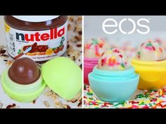 She Pours Hot Nutella Into An EOS Container. 5 Minutes Later? I Need To Try THIS! - QuirlyCues