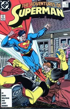 The Adventures Of Superman DC Comics July 1987 No. 430