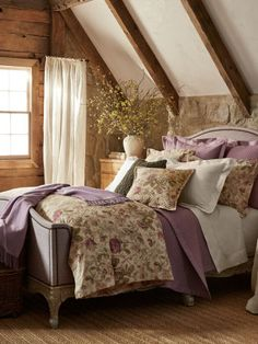 Wilton Rose Collection - Ralph Lauren Home Bedding Current as of 11/1/15
