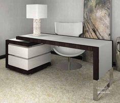 Письменный стол от итальянского производителя Radice. Модель в современном стиле. Материал каркаса - массив древесины ценных пород, отделка - лак. Цветовая гамма по каталогу производителя.