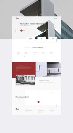 Ui Ux Design, Interface Design, Layout Design, Design Websites, Site Web Design, Web Design Trends, Bureau Design, Minimalist Web Design, Webdesign Inspiration