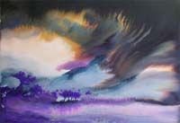 """""""Nubes ondulantes"""" de  Silvia Viñao (2006)"""
