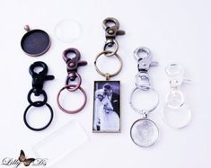 Jewelry Findings & Components Kind-Hearted Pandahall 5pcs 30mm Stainless Steel Metal Jewelry Findings Pendant Cabochon Settings Flat Round To Enjoy High Reputation In The International Market