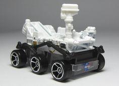 the Lamley Group: First Look: Hot Wheels Mars Rover Curiosity...