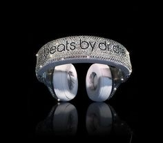 Beats Pro Special Crystal Shine Roc Color headphones beats by dre.