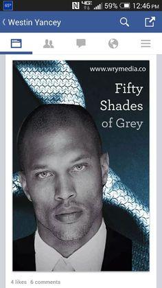 Meet jeremy Meeks a.k.a. Christian Grey :) lol