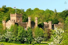 Castle in Cumbria, United Kingdom. Hire our family castle exclusively for your own party. We will look after you as our house guests and cater for all your meals. The castle sits in fifteen acres of well tended grounds where you can enjoy a number of country pursuits.  Built in 184...