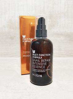 Mizon Snail Repair Intensive Essence -hoitoneste Skin Elasticity, Snail, Shampoo, Skin Care, Personal Care, Bottle, Beauty, Self Care, Skincare Routine