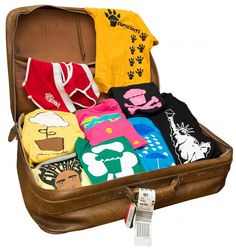 One of my favourite t-shirt brands - Johnny Cupcakes
