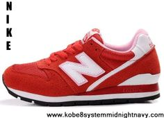 Cheap Discount New Balance NB CW996RW All Red White Logo For Women Shoes Sports Shoes Store