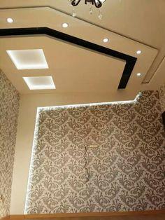 House Ceiling Design, Bedroom False Ceiling Design, Bedroom Ceiling, Ceiling Decor, Pop Design, Wall Design, Marble Interior, False Ceiling Living Room, Plasterboard