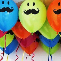 Decoração com Balões para o Dia dos Pais