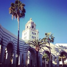 Civic Center, Beverly Hills