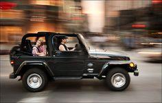 Jeep - Panning