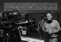 Werner Herzog's Rogue Film School