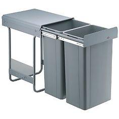 Kitchen recycle bin, John Lewis