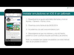 Instalar emuladores en iOS 8 sin jailbreak es posible - http://www.actualidadiphone.com/2014/10/06/instalar-emuladores-en-ios-8-sin-jailbreak-es-posible/