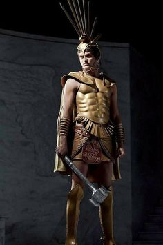 the immortals 2011 - Daniel Sharman - Ares
