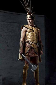 Ares, Dios de la Brutalidad y la Violencia