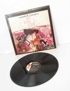 Lerner and Loewe's  My Fair Lady  Played by Al by SandyLeesAttic, $22.95