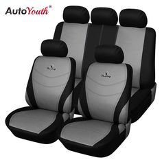 Car Seat Cover Universal Fit Most Auto Seat Interior Accessories Seat Covers 3  #Unbranded