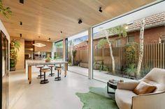 #Moderne Innenräume Dieses Zeitgenössische Stadthaus Liebt Die Natur  #besten #Ideen #garten #decor #house #art #decoration#Dieses  #zeitgenössische ...