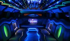 LIMOUSINE AND LIMO HIRE SPECIALISTS