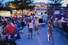 Suwanee Broadway In The Park Shows How Good Urbanism Makes Happier Citizens [Photo Recap] | The Bluebird Patch (Happiness Blog)