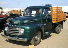 1950 Ford Truck | File:1950-ford-f1-truck-04934.JPG