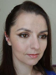 Make up realisé avec un trio de fards made in LIDL !! Tuto vidéo sur le blog !!  @lidlfrance