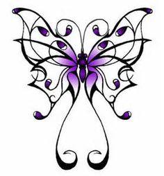 Image result for purple fancy line