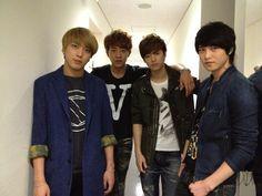 트위터 / fncmusicjapan: 【CNBLUE】 昨日のファンミーティング東京公演、本日の「 ...