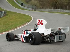 The first Hesketh Formula One car; one of only three built in the 308 and 308 B series Driven by Formula One champions James Hunt and Alan Jones Famous. James Hunt, F1 Racing, Racing Team, Formula One Champions, Foto Cars, Classic Race Cars, Formula 1 Car, F1 Drivers, Car And Driver