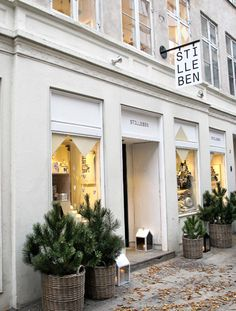 First store @Heidi Belhu, #Copenhagen