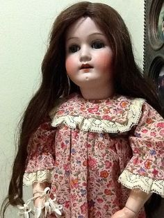 Rare Old Dolls | Antique Doll - Heubach Koppelsdorf