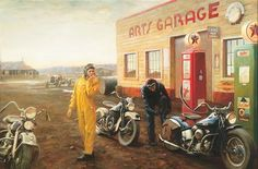 Change In The Weather by David Uhl