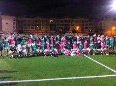 Muito bom jogo (SUB 16), entre o Cascais Rugby x Salesian Rugby    SEMPRE A CRESCER, VIVA O CASCAIS!!!