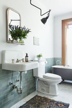 Is your bathroom looking its best self? With just a few accessories, you could take your space from plain to polished. Here's your ultimate checklist. / Ritual Bath <3