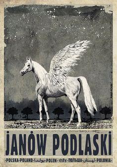Janow Podlaski, Polish Promotion Poster