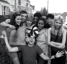 It's been seven years since the first season of the UK teen drama, Skins aired. What happened to Nicholas Hoult, Dev Patel and the rest of the talented Skins Gen 1 cast? Movies Showing, Movies And Tv Shows, Series Movies, Tv Series, Best Tv Shows, Favorite Tv Shows, Skins Generation 1, Mitch Hewer, Skin Aesthetics