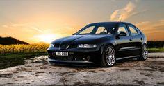 Seat Leon Cupra R Mk1 Black