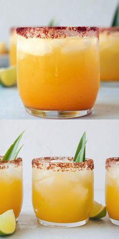 Cocktails Champagne, Easy Cocktails, Cocktail Drinks, Cocktail Tequila, Popular Cocktails, Vodka Martini, Spring Cocktails, Easy Tequila Drinks, Best Vodka Cocktails