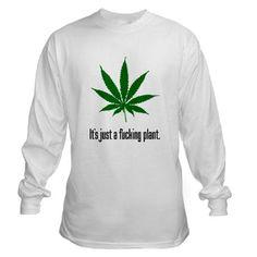 Long Sleeve Marijuana Shirts