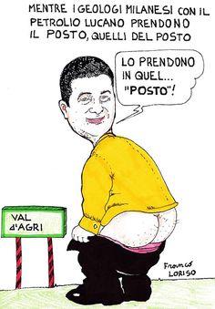 Franco Loriso in esclusiva su Onda Lucana. https://ondalucana.wordpress.com/franco-loriso/… https://www.facebook.com/Via-Pretoria-Settimanale-di-sati…/… #FrancoLoriso #OndaLucana #vignette #ViaPretoria #Basilicata #Lucania #Politica #Satira #Petroli #Comics #Quotidiano #Mafia🤣